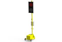 мобильный автономный светофор