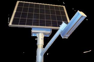 Солнечные автономные фонари solarmanblan sollight
